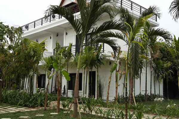The Botanic Villa & Restaurant Siem Reap