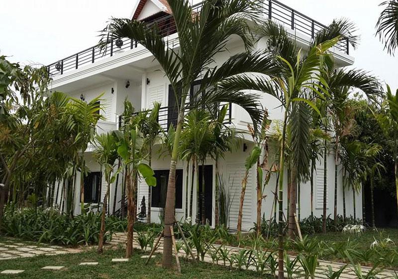 The Botanic Villa & Restaurant Siem Reap