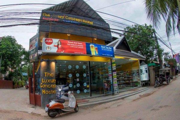 The Luxury Concept Hostel Siem Reap