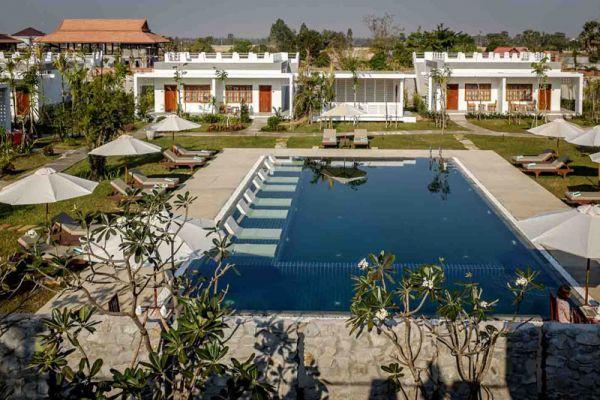 Tresor d' Angkor Villa & Resort Siem Reap