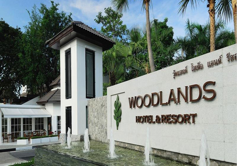 Woodlands Hotel & Resort Pattaya