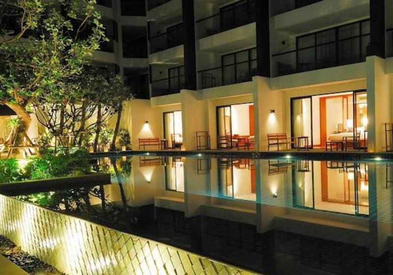 Woodlands Suites Serviced Residences Pattaya