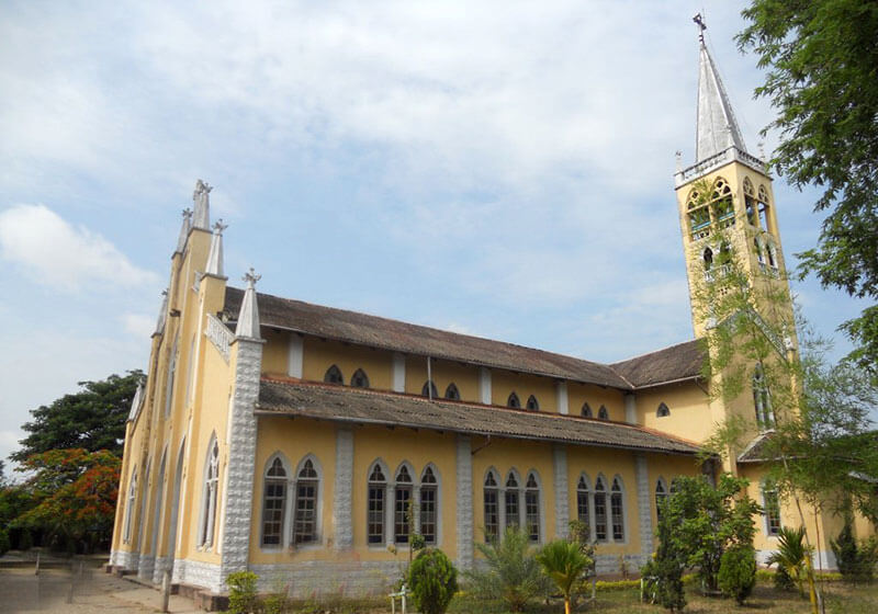 Christ The King Cathedral : Kayah State