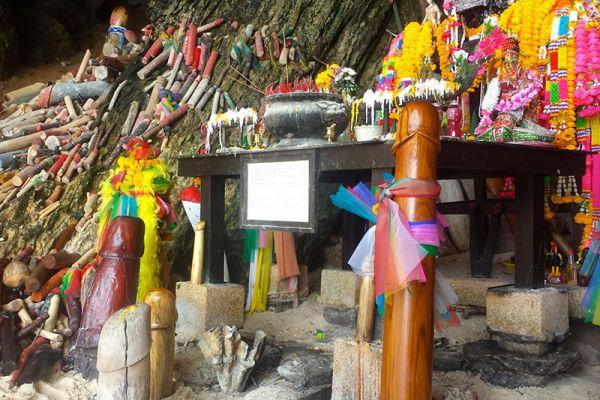 Phra Nang Cave Krabi