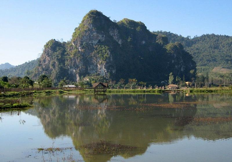 Viengxay Caves : Houaphanh, Lao