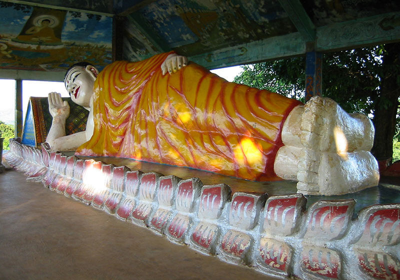 Wat Rah Tahn Ah Rahm : Ratanakiri
