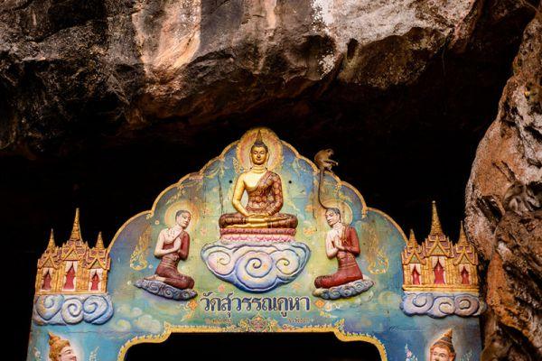 Wat Suwan Kuha Phang Nga