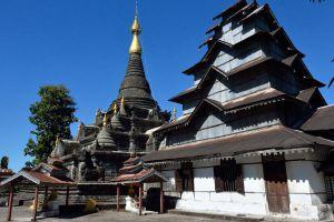 Lawka Man Aung Pagoda