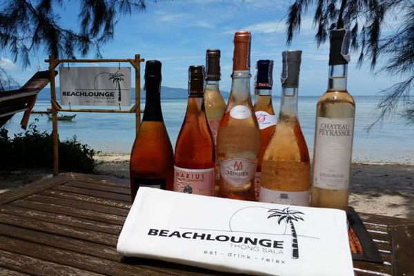 Beachlounge Thong Sala Restaurant