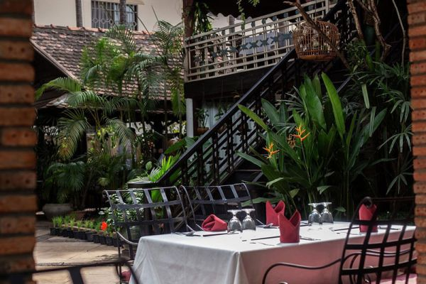 Café Indochine Restaurant