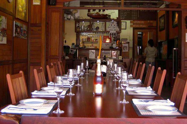 Cafe Chez Boune Restaurant