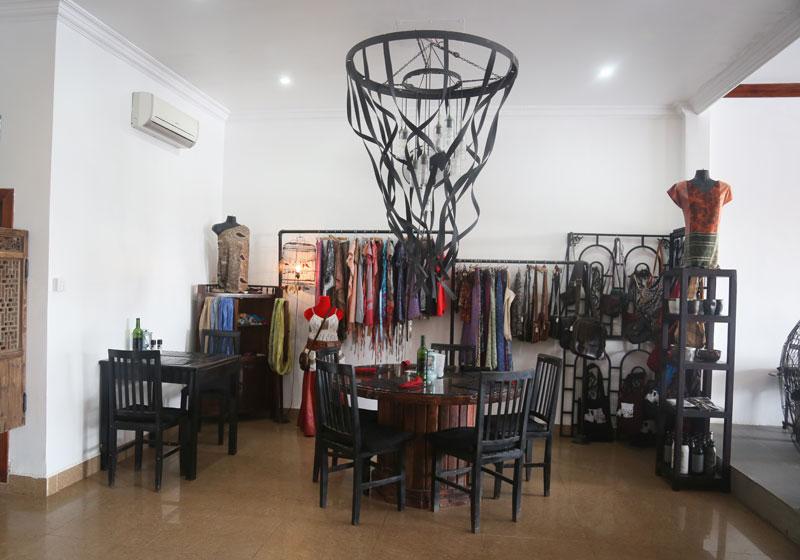 Cafe Eden Battambang