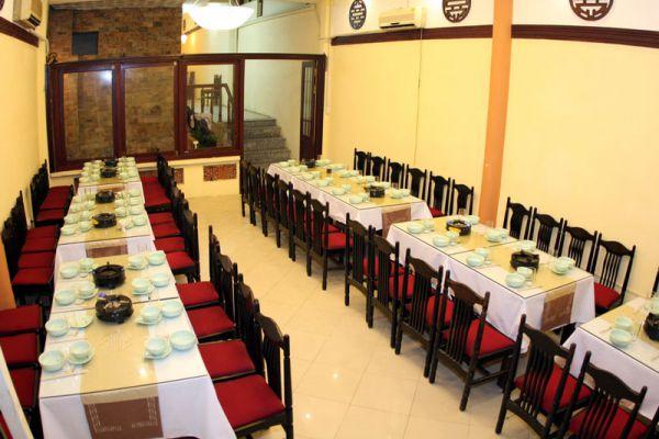 Cha Ca Thuy Hong Restaurant