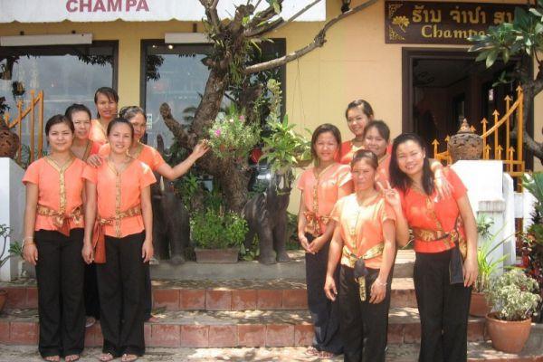Champa Spa Vientiane
