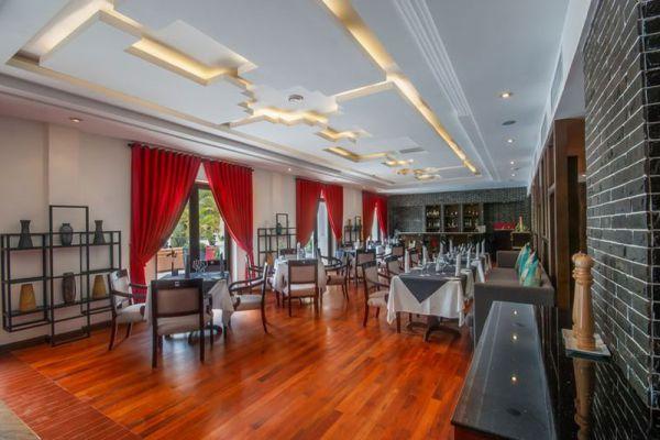 Damnak Lounge Siem Reap