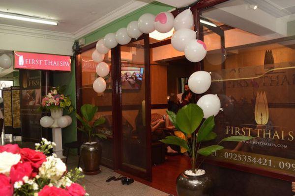 First Thai Spa
