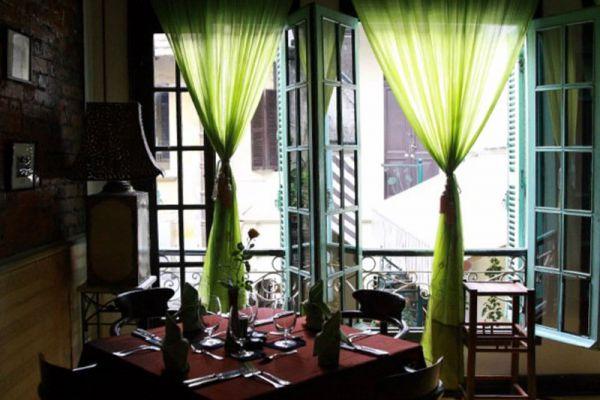 Green Tangerine Restaurant