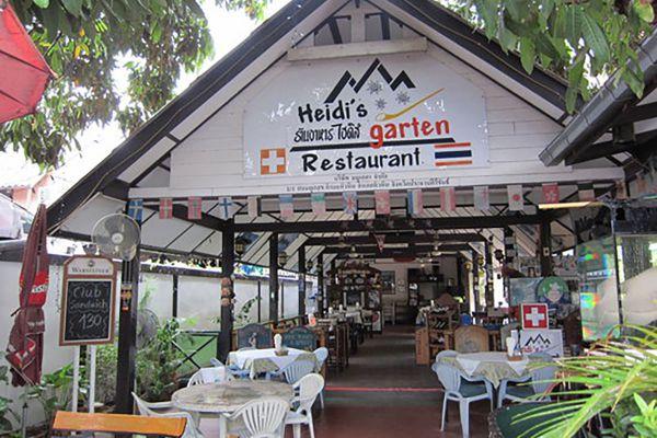 Heidis Garden Restaurant