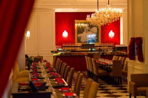 High Society Restaurant