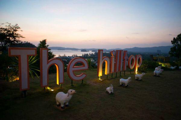 Hilltop Thai Restaurant & Bar