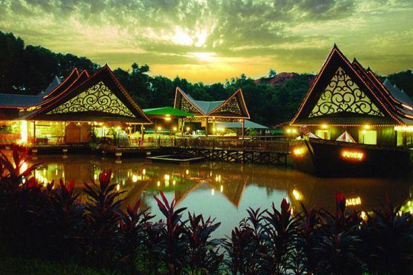 Kampung Nelayan Seafood Restaurant