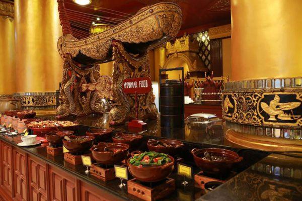 Karaweik Palace Restaurant