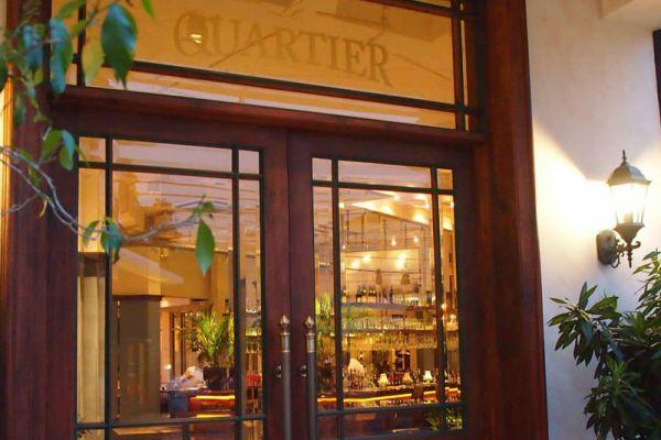 Le Quartier European Restaurant