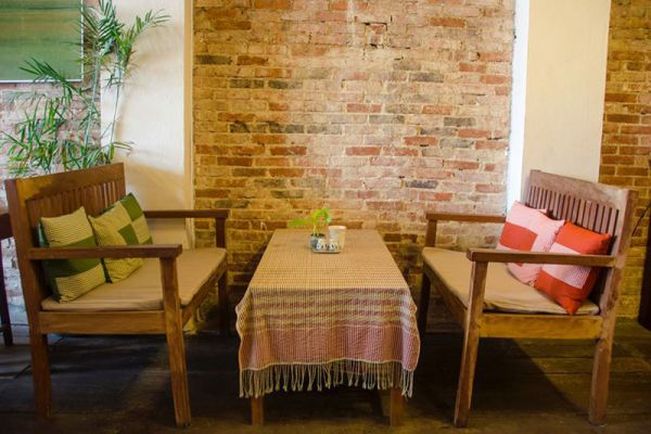 Lonely Tree Cafe Battambang