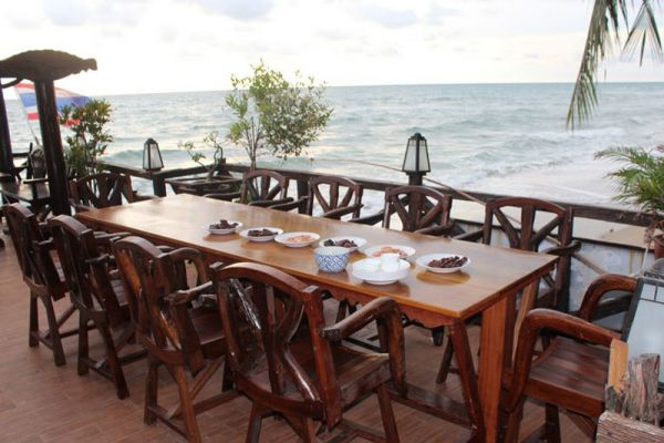 Rock Sand Terrace Restaurant