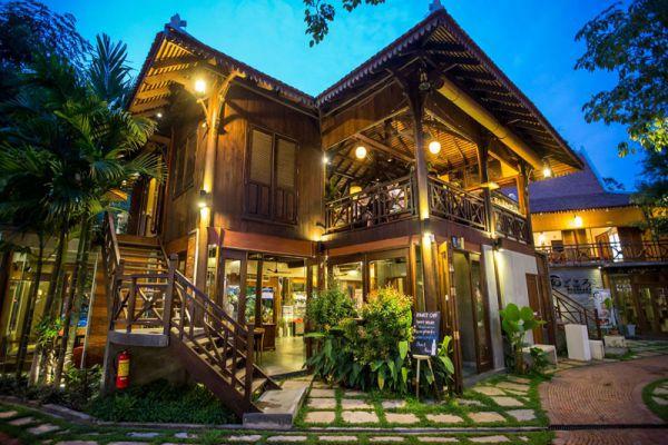 Rohatt Cafe Siem Reap