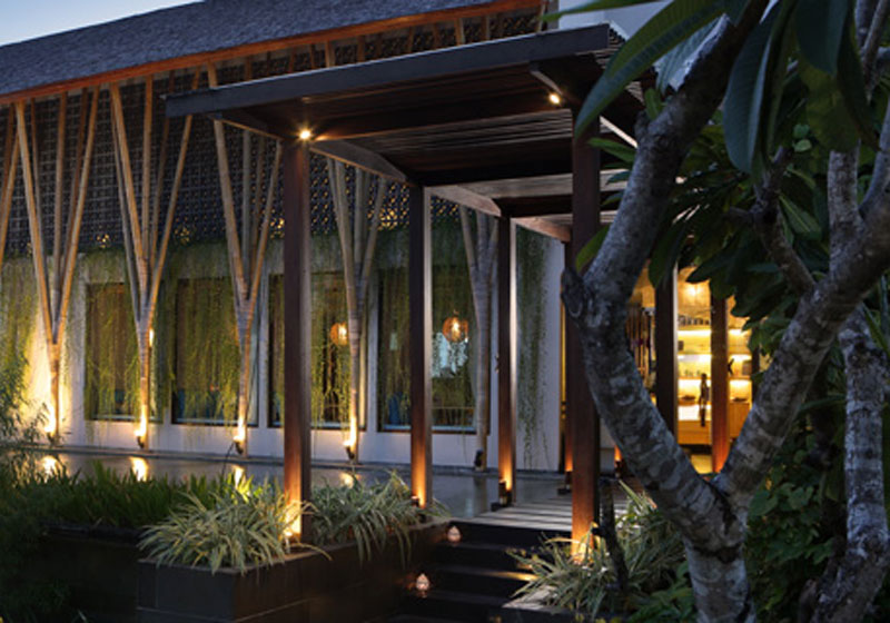 Taman Air Spa Bali
