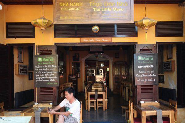 The Little Menu Restaurant