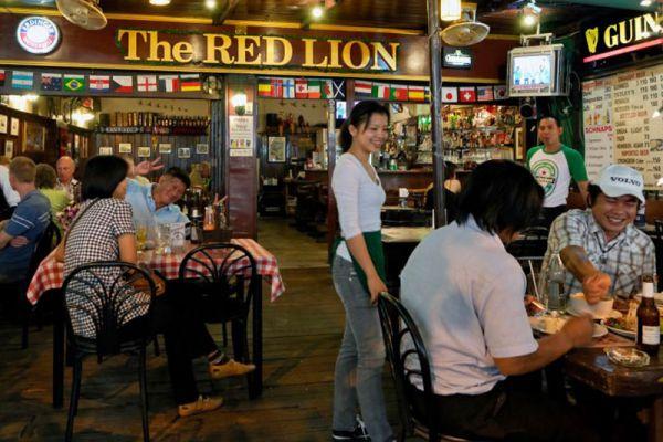 Red Lion English Pub
