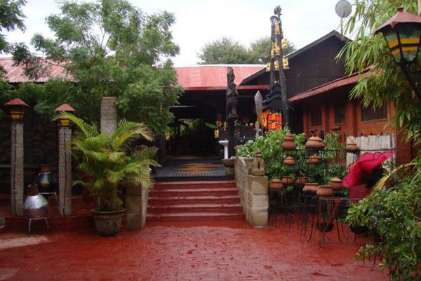 Welcome Typical Food House Bagan