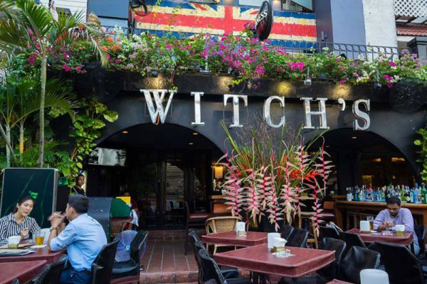 Witch's Oyster Restaurant & Bar