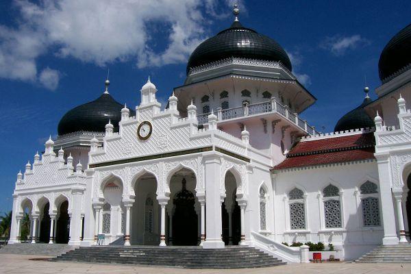 Baiturrahman Grand Mosque