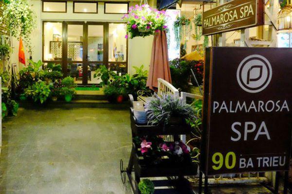 Palmarosa Spa