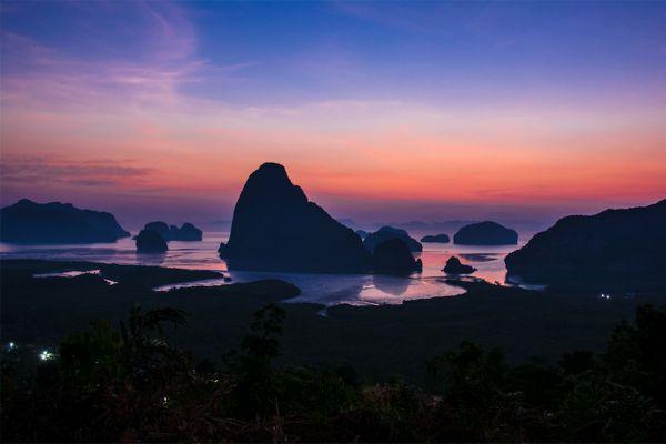 Samed Nang Chee Viewpoint
