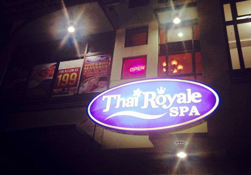 Thai Royale Spa