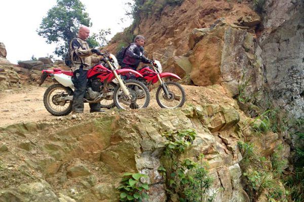 ADV Motorcycle Tours & Dirtbike Travel