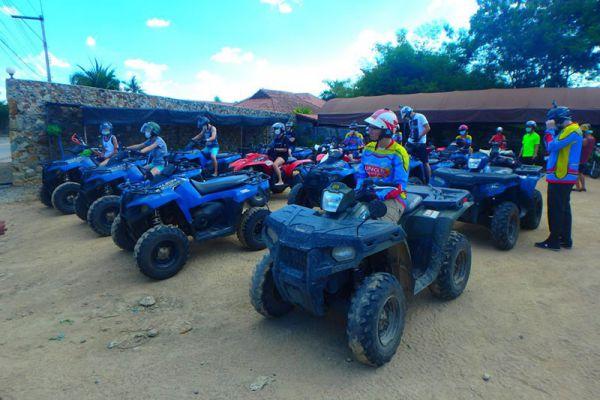 ATV Jungle Adventures