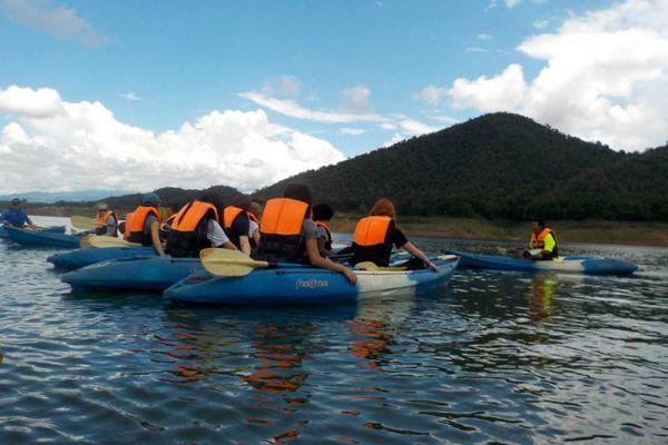 Active Thailand Tour