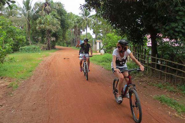 Angkor Cycling Tour