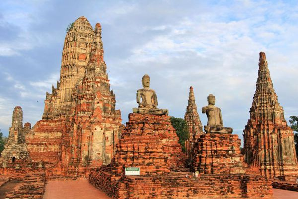 Ayutthaya Bike Tours & Travel