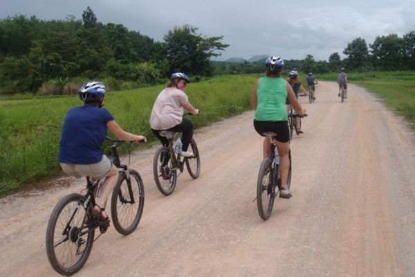 Bicycle Tour Chiang Rai