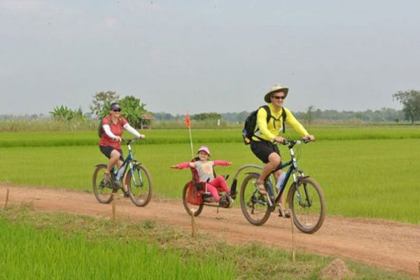 Bicycle Tour Sukhothai