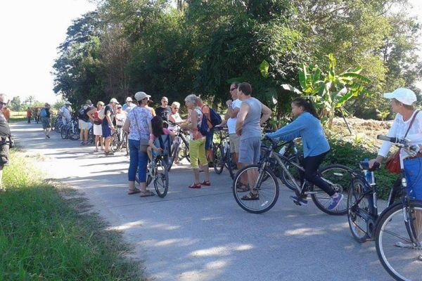 Chiang Mai Bicycle Tour