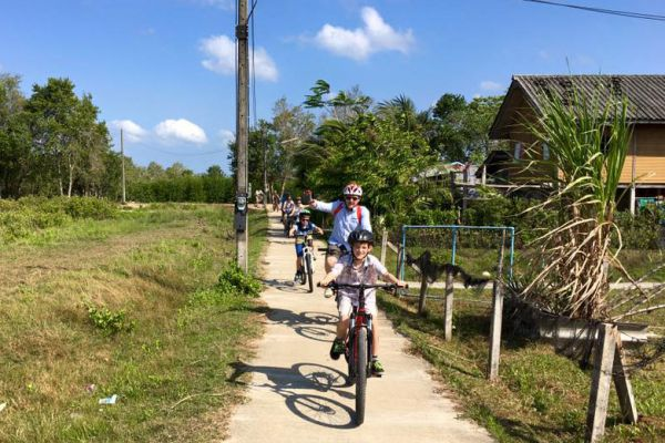 Eco Cycle Krabi