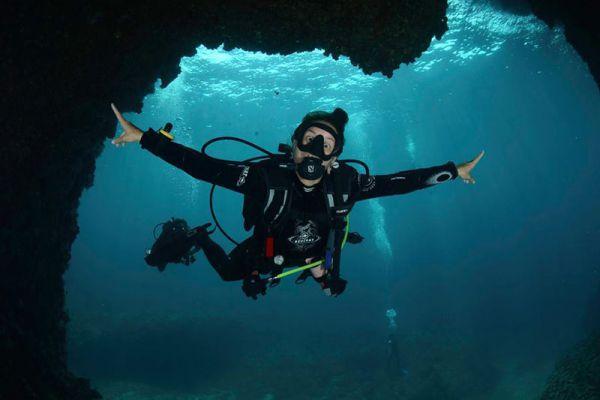 Hidden Depths Diving