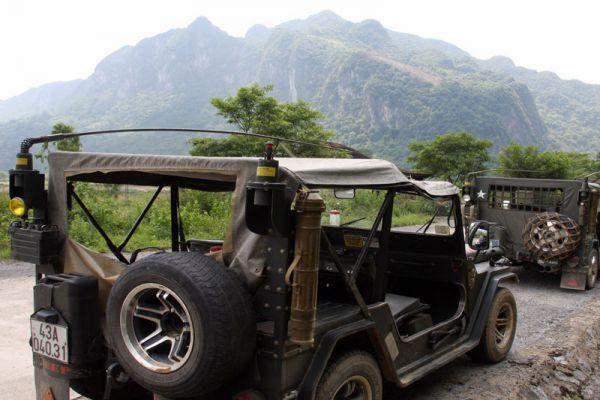 Jeep Tours Dalat